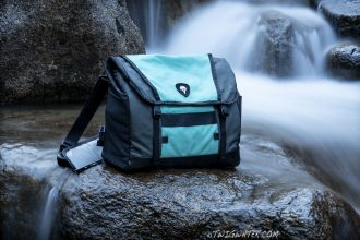 Vedavoo Drifter boat bag review on Twigwater